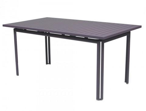 Costa table 160×80 in Plum