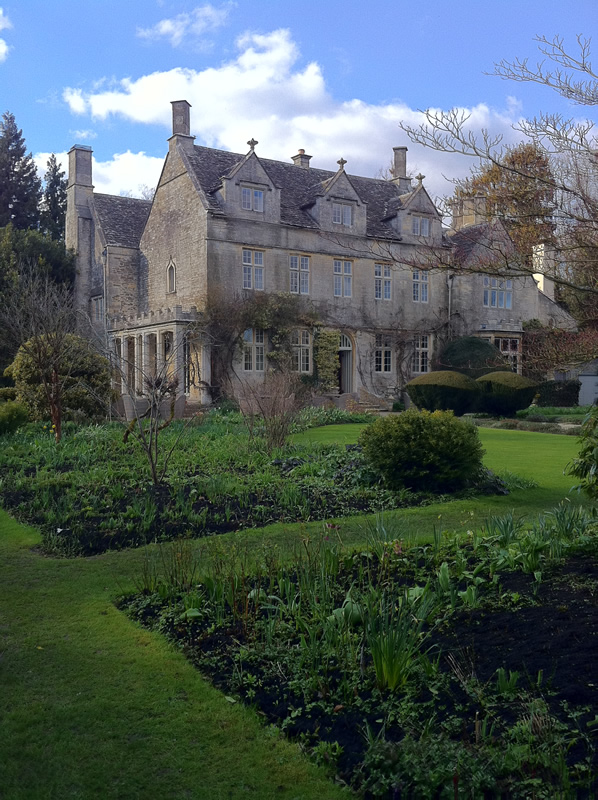 Barnsley house le petit jardin for Le petit jardin