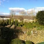 Barnsley House potager