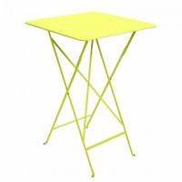 Bistro high table in Verbena Green