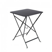 Bistro table 57 × 57 cm in Liquorice