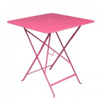 Bistro table 71 × 71 cm in Fuchsia