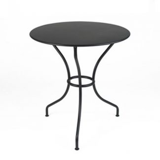 Opéra table 60 cm in Liquorice