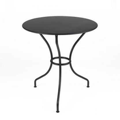 Opéra table 60 cm in Liquorice