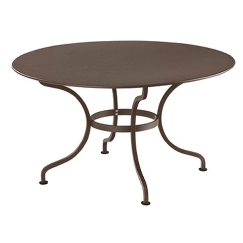 Romane table in Russet