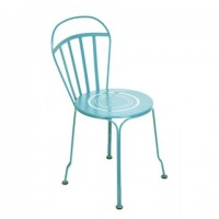 Louvre chair in Turquoise