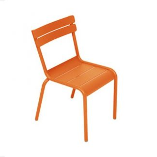 Luxembourg Kid chair in Carrot