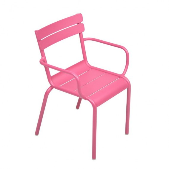 Luxembourg Kid armchair in Fuchsia