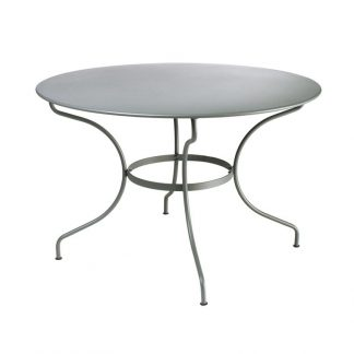Opéra table 117 cm in Storm Grey