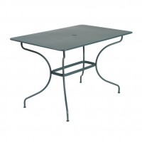 Opéra table 117 × 77 cm in Cedar Green