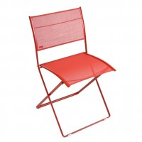Plein Air chair in Poppy