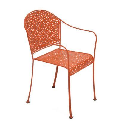 Rendez-Vous armchair in Paprika