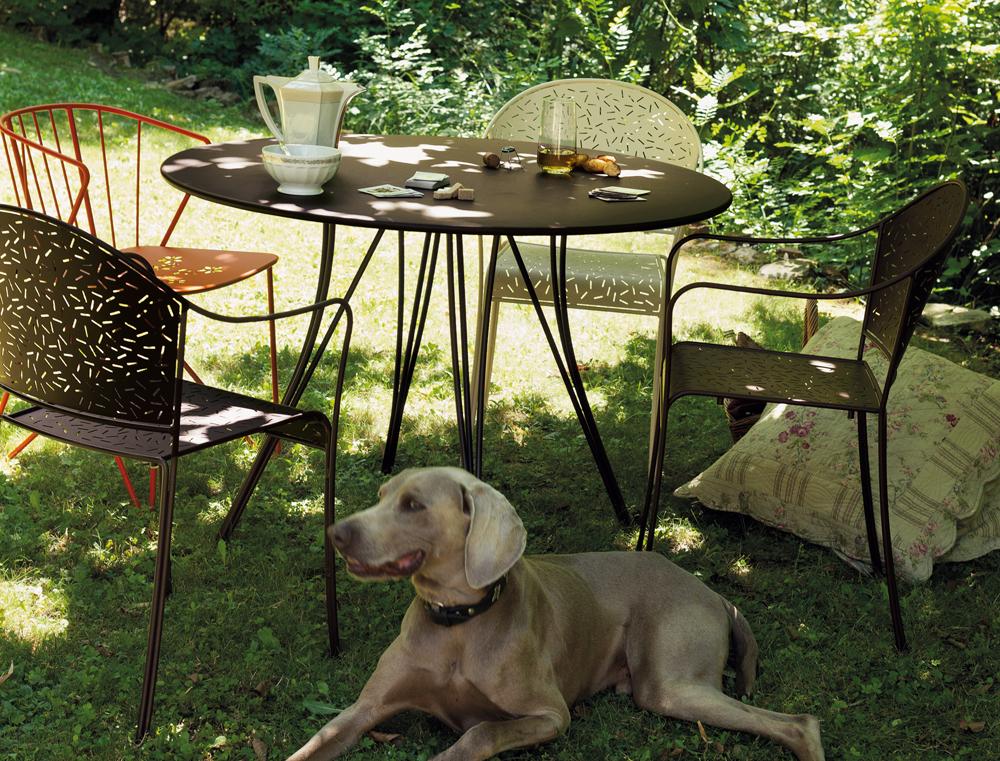 Rendez Vous Table 110 Cm Le Petit Jardin
