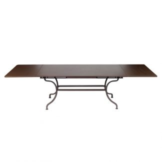 Romane extending table 300 × 100 cm in Russet