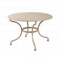 Romane Table 117cm in Nutmeg