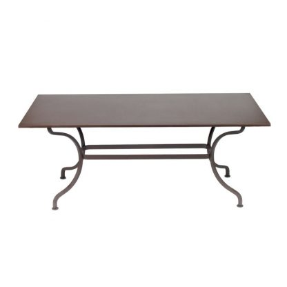 Romane table 180×100cm in Russet