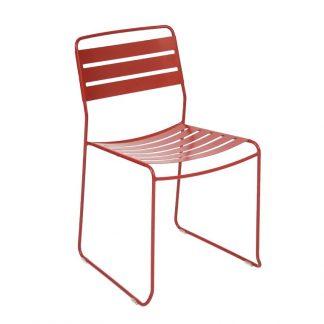 Surprising chair in Poppy
