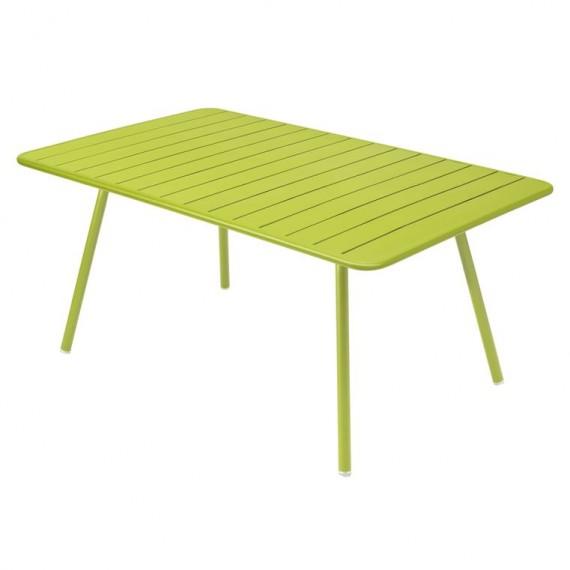 Luxembourg table medium 165×100cm in Verbena