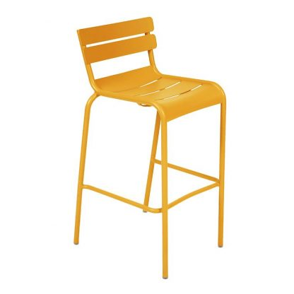 Luxembourg high stool in Honey