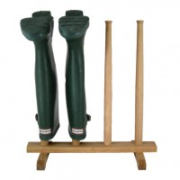 Wellie boot stand - two pair