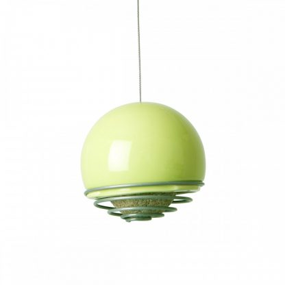 Belle bird feeder in lime