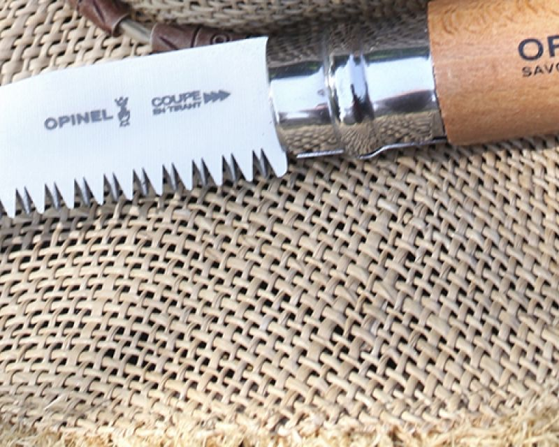 Opinel No. 12 pruning saw