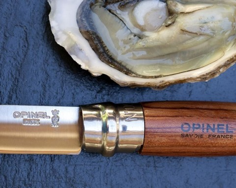 Opinel No. 9 oyster knife