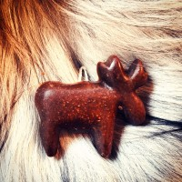 Moose firelighter