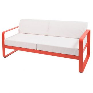 Bellevie sofa in Capucine