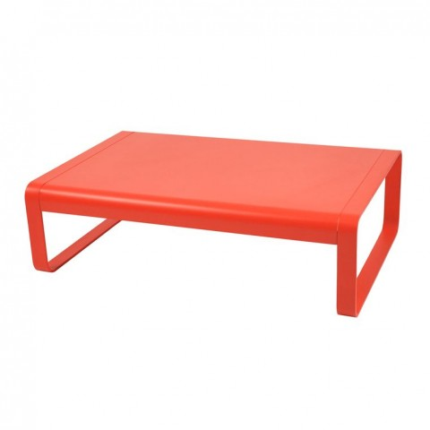 Bellevie low table in Capucine