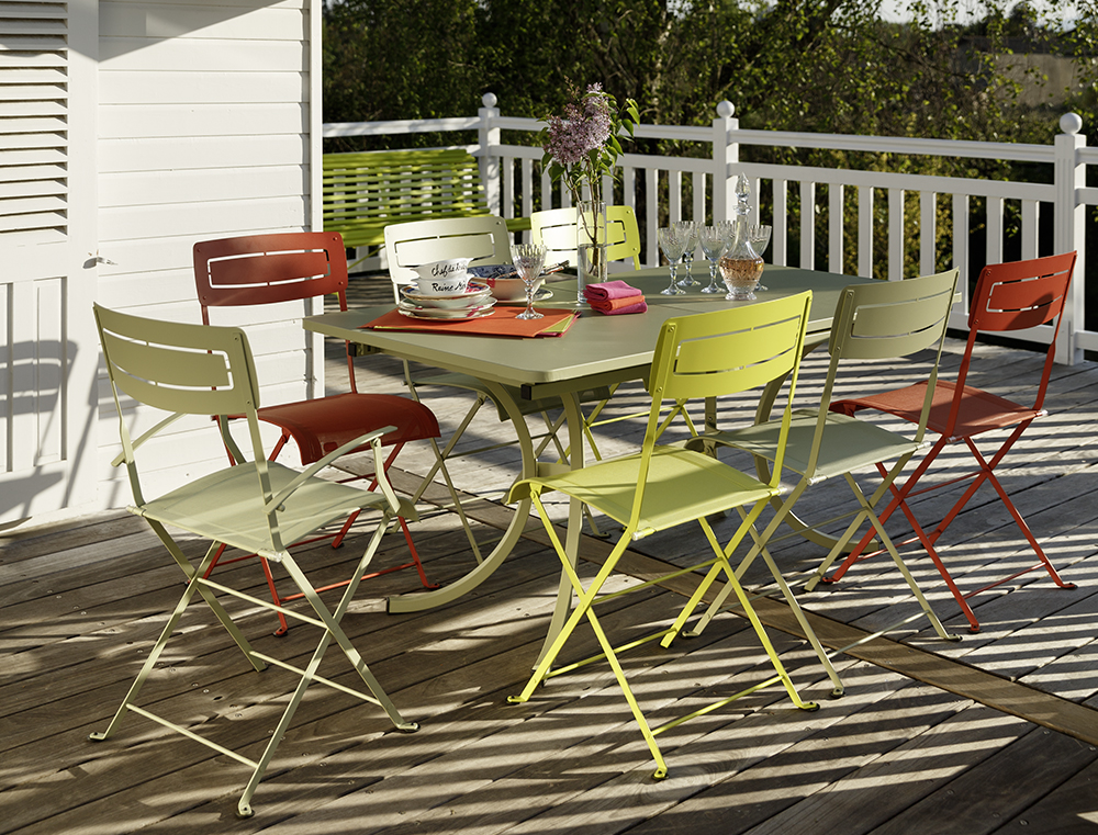 Grande Table De Jardin Fermob ~ Jsscene.com : Des idées ...