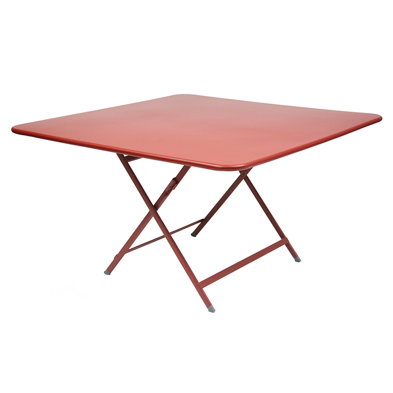 Caract re table le petit jardin for Table jardin rouge