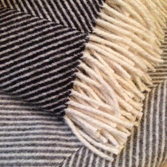 romney marsh wool blanket
