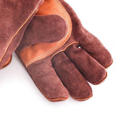 Bradley's heritage log gloves