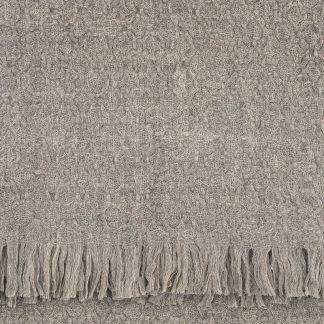 Corona Uni blanket in Beige