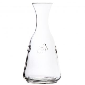 Bee wine carafe
