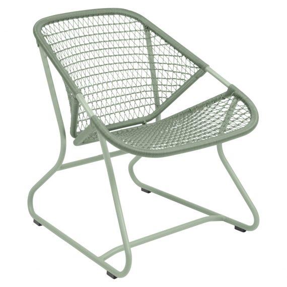 Sixties armchair in Cactus