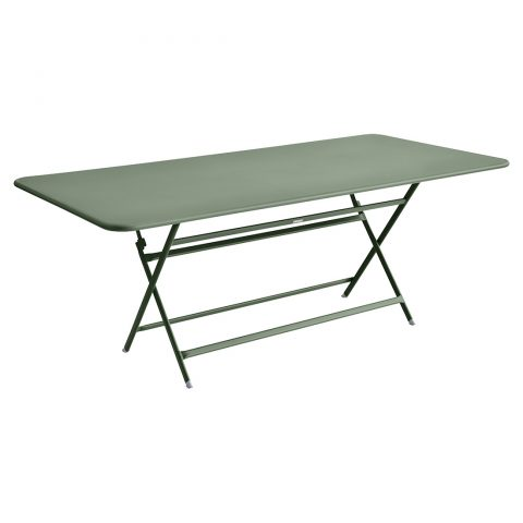 Caractère rectangular table in Cactus