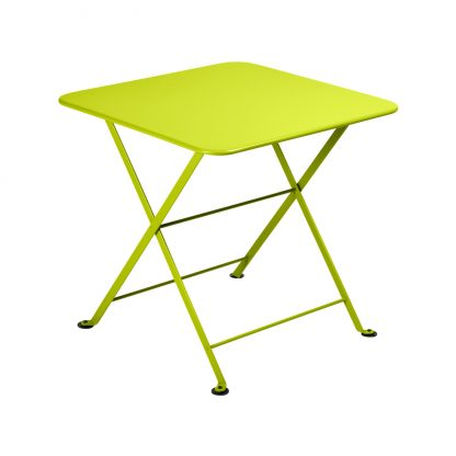 Tom Pouce table 50 x 50 in Verbena