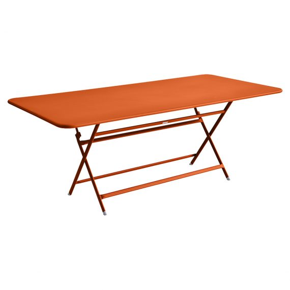 Caractère rectangular table in Carrot