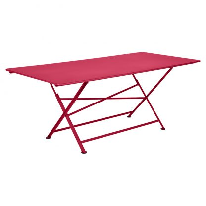 Cargo rectangular table in Rose Praline
