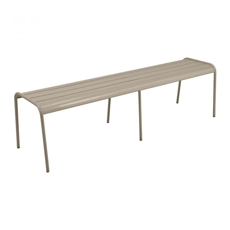 Monceau bench XL in Nutmeg