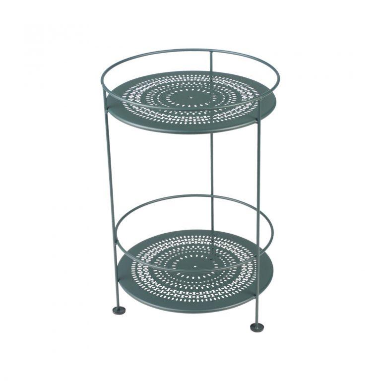 Guinguette side table in Cedar Green