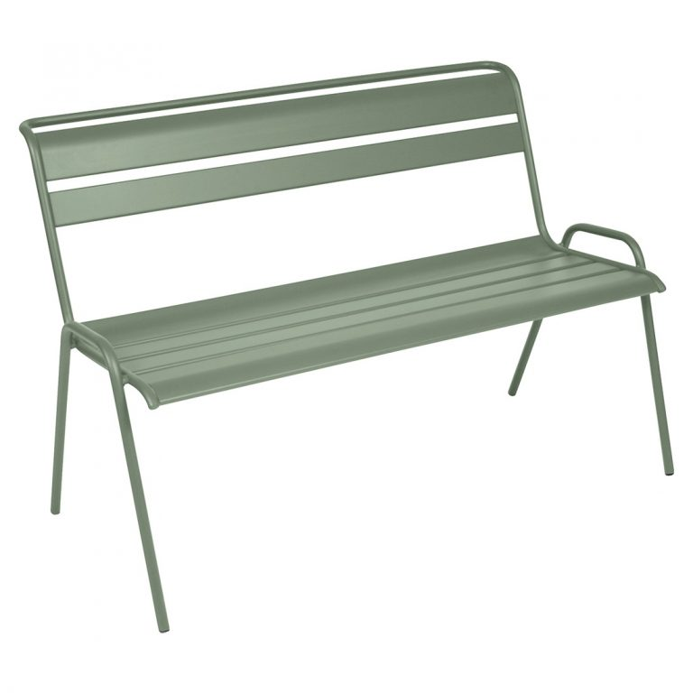 Monceau bench in Cactus