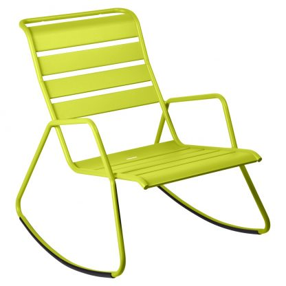 Monceau rocking chair in Verbena