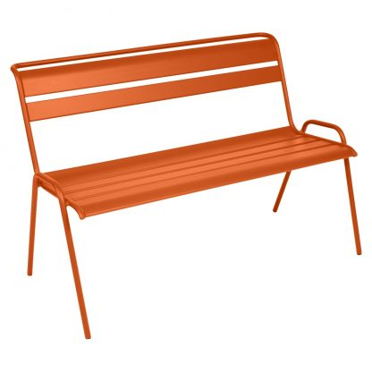 Monceau bench in Carrot