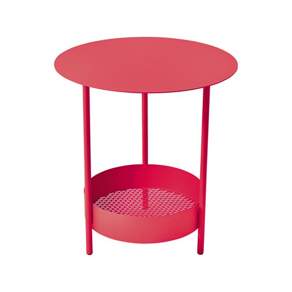 Salsa side table in Pink Praline