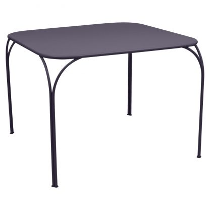 Kintbury table in Plum