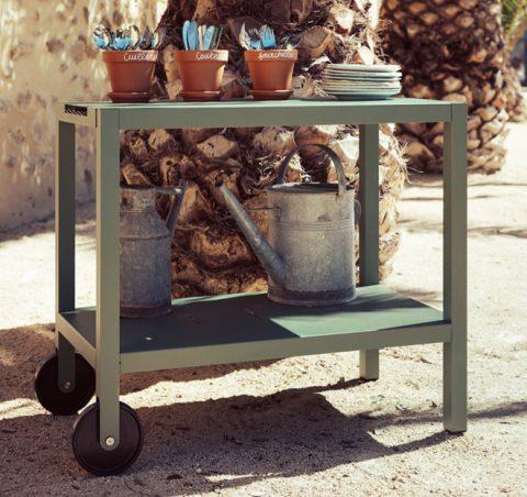 Quiberon side bar in Cactus