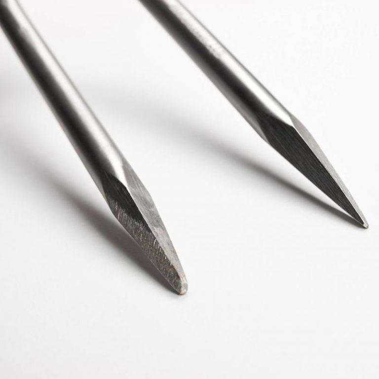 Sneeboer two tine weeding fork